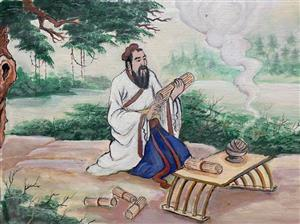 tranh-go-khong-tu-giang-dao
